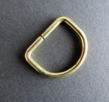 D ring messing 32 mm doorgang 25 mm_