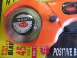 Rotary Cutter-Rolmes voor stof en leer niet knippen maar snijden_