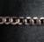 Schakelketting 12 mm breed 15 mm lang per meter