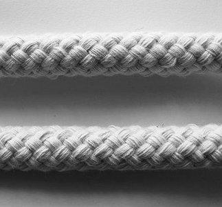 Koord rond gevlochten 14 mm