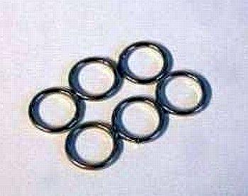 Ring 28 mm buitenmaat voor 22 mm voor 20 mm breed band