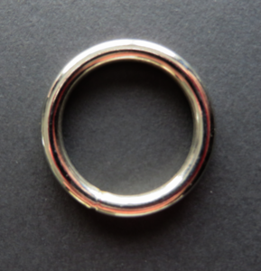 Ring 37 mm buitenmaats binnenm. 27 mm