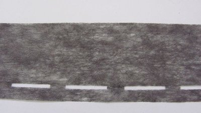 Vlieselineband 5 cm breed
