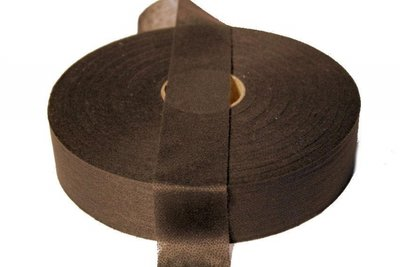 Vlieselineband 4 cm breed opstrijkbaar