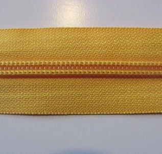 Rits van de rol 6 mm geel