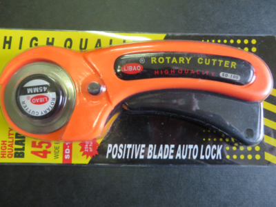 Rotary Cutter-Rolmes voor stof en leer niet knippen maar snijden