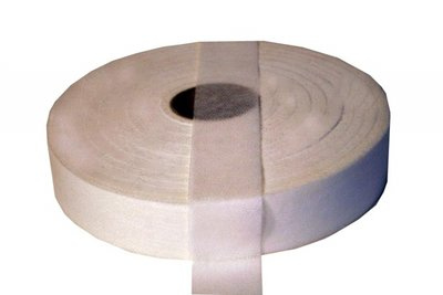 Vlieseline band 6,5 cm breed opstrijkbaar