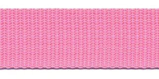 Tassenband 4 cm roze zware kwaliteit