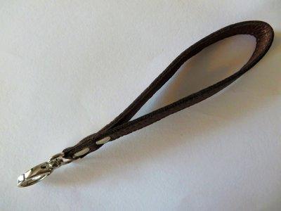 Leren polsband 1,5 cm breed in 15 kleuren
