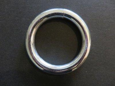 Ring buitenmaat 84 mm binnenmaat 60  mm draaddikte 12 mm