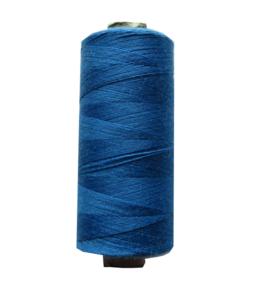 Naaigaren jeansblauw  Amann Troja  500 meter