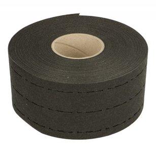 Aanbieding Vlieseline band voor een 5 cm brede tailleband totaal 12 cm breed zware plakvlieseline