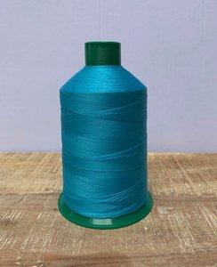 Industrie naaigaren turkoois dikte 10-13