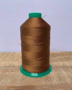 Industrie naaigaren bruin dikte 10