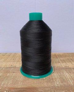 Industrie naaigaren zwart dikte 10