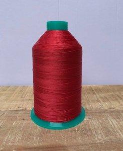 Industrie naaigaren rood dikte 10