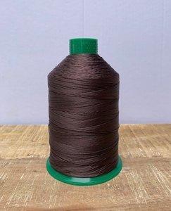 Industrie naaigaren bruin dikte 20